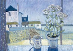 St. Ives Windowsill by Felicity House
