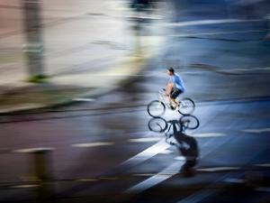 Bike Trick by Felipe Rodriguez