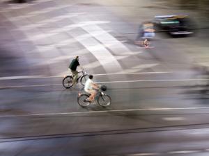 Duo Riders by Felipe Rodriguez
