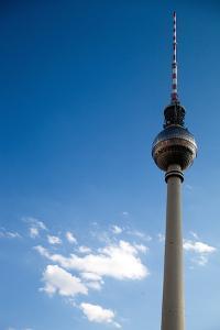 Fernsehturm (Television Tower), Berlin, Germany by Felipe Rodriguez