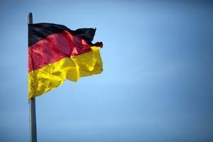 German Flag by Felipe Rodriguez