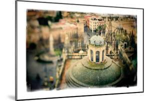 Gliding over Seville VII by Felipe Rodriguez