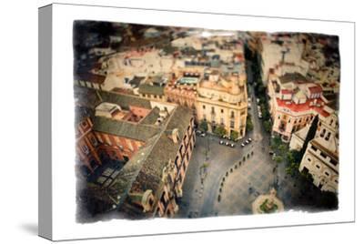 Gliding over Seville VIII