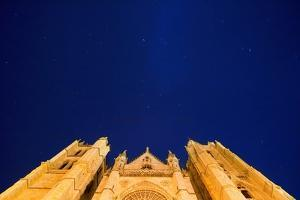 Gothic Cathedral in Spain by Felipe Rodriguez