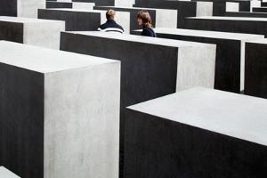 Holocaust Memorial Berlin by Felipe Rodriguez