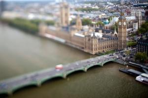 Houses of Parliament Westminster, London by Felipe Rodriguez