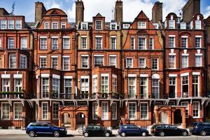 London Street by Felipe Rodriguez