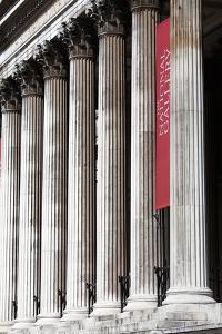 National Gallery London by Felipe Rodriguez