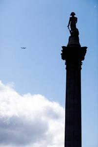 Nelson's Column, Trafalgar Square, London by Felipe Rodriguez