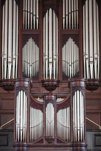 Organ of Saint Martin in the Fields, London, England by Felipe Rodriguez