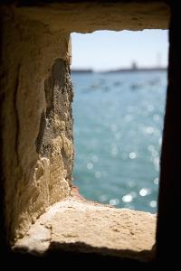 Spanish Castle Window by Felipe Rodriguez