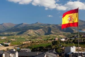 Spanish Landscape by Felipe Rodriguez