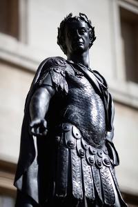 Statue in London by Felipe Rodriguez
