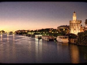 Summer River by Felipe Rodriguez