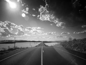 Summer Roads by Felipe Rodriguez