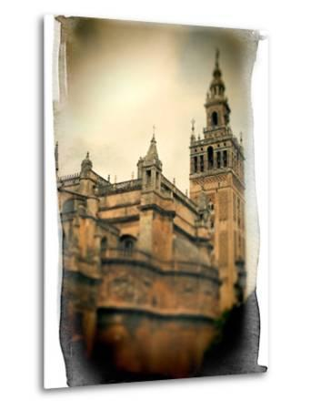 The Giralda Tower and the Cathedral (South-East View), Seville, Spain