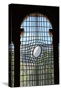 Window of Sain Martin in the Fields Church, London by Felipe Rodriguez
