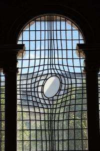 Window of Sain Martin in the Fields Church, London by Felipe Rodriguez