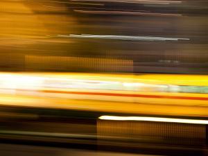 You'Re a Blur by Felipe Rodriguez