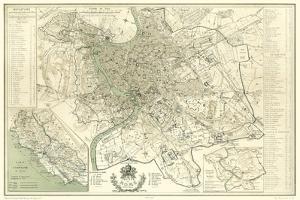 Landmarks of Rome by Felix Benoist