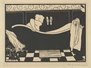 The Bath (Le Bain), 1894 by Felix Edouard Vallotton