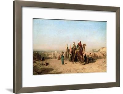 Caravan, 1860