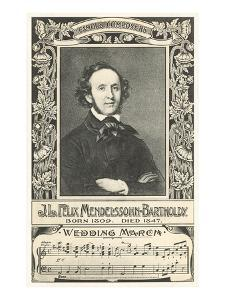 Felix Mendelssohn and Wedding March