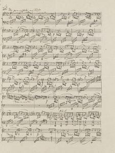 Lied, Un poco agitato, ma And.te by Félix Mendelssohn-Bartholdy