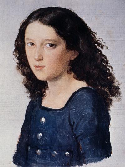 Felix Mendelssohn-Karl Joseph Begas-Giclee Print