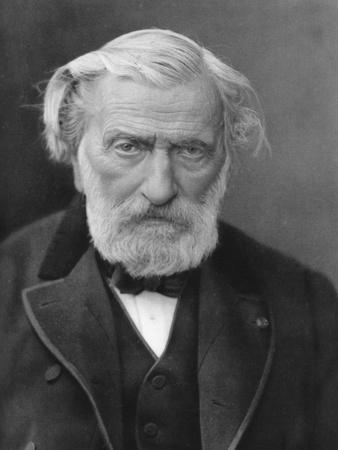 Charles Louis Ambroise Thomas (1811 - 1896), French Composer