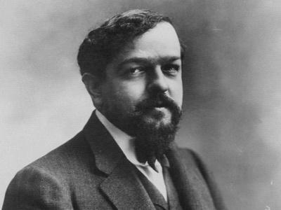 Claude Debussy, French Composer, 1909