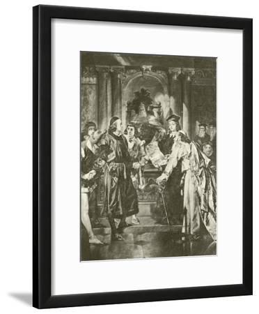 Merchant of Venice. Act Iv-Scene I