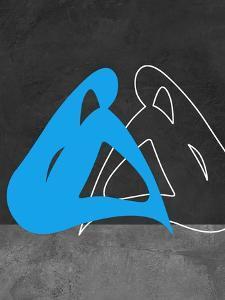 Blue Woman by Felix Podgurski