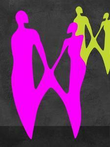 Purple Couple by Felix Podgurski