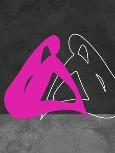 Purple Woman by Felix Podgurski