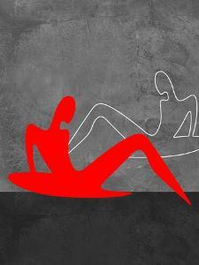 Red Girl 2 by Felix Podgurski