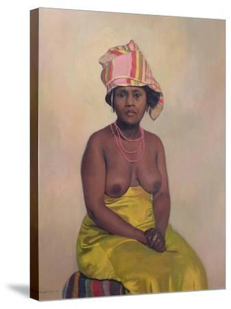 African Woman, 1910