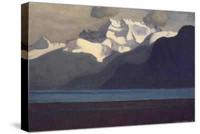 Lac Leman and Les Dents-Du-Midi, 1919
