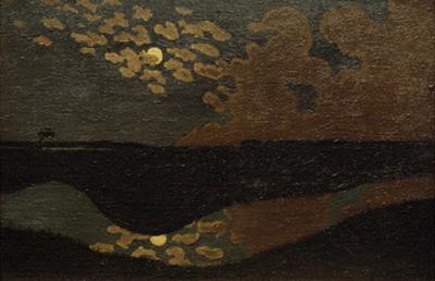 Moonlight by Félix Vallotton