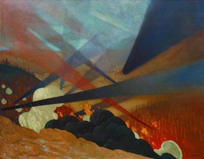 Verdun, Tableau de Guerre Interprete