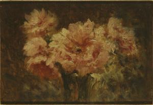 Fleurs by Félix Ziem
