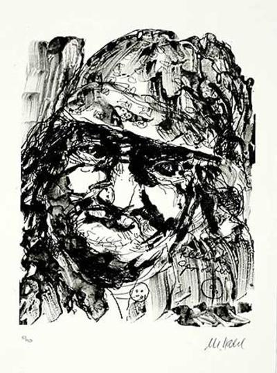 Fellinis Gesichter I-Armin Mueller-Stahl-Limited Edition