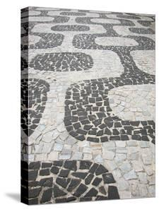 Sidewalk Ipanema by felvas
