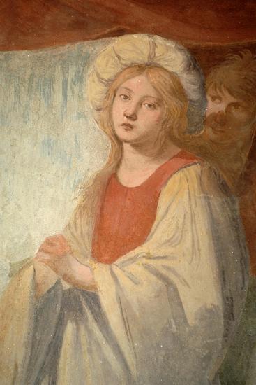 Female Figure--Giclee Print