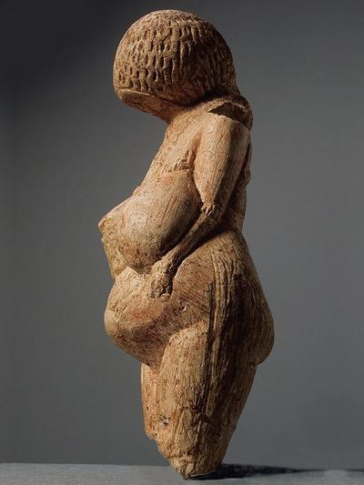 Female Figurine (Venus of Kostenk), 23,000-21,000 BC--Photographic Print