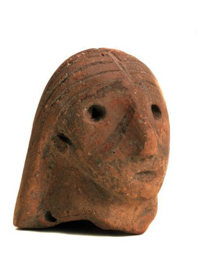 Female Head, 2nd Half of the 3rd Millenium BC--Photographic Print