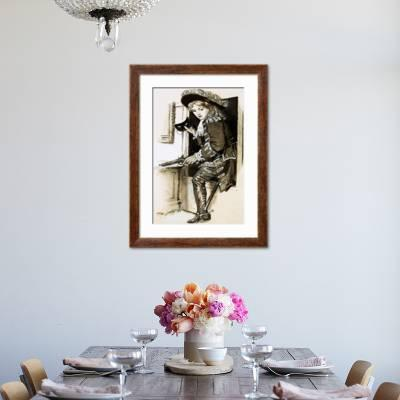 The Wicked Lady Katherine Ferrers 7x5 inch Print