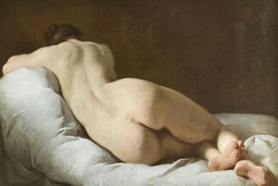 Female Nude-Pierre Subleyras-Giclee Print