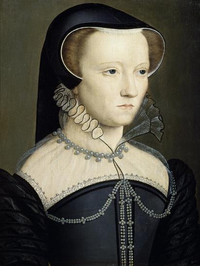Female Portrait, 16th Century--Giclee Print