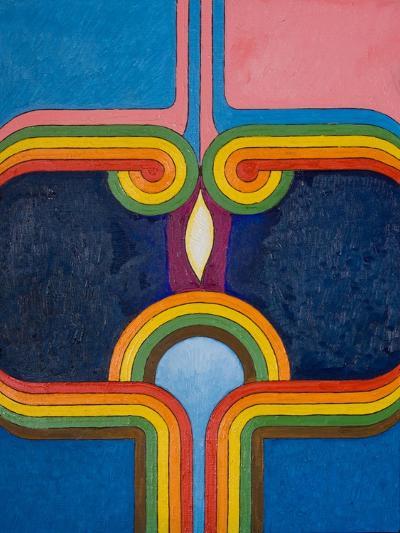 Female Torso, 2006-Jan Groneberg-Giclee Print